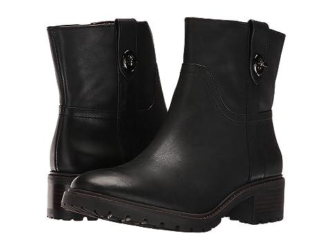 Womens Boots coach georgetta saddle burnished jw4s98y6