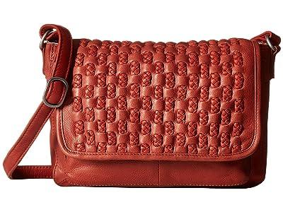 Day & Mood Palika Shoulder Bag (Coral) Shoulder Handbags