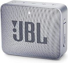 بلندگو بلوتوث فوق العاده قابل حمل ضد آب JBL GO2 - خاکستری