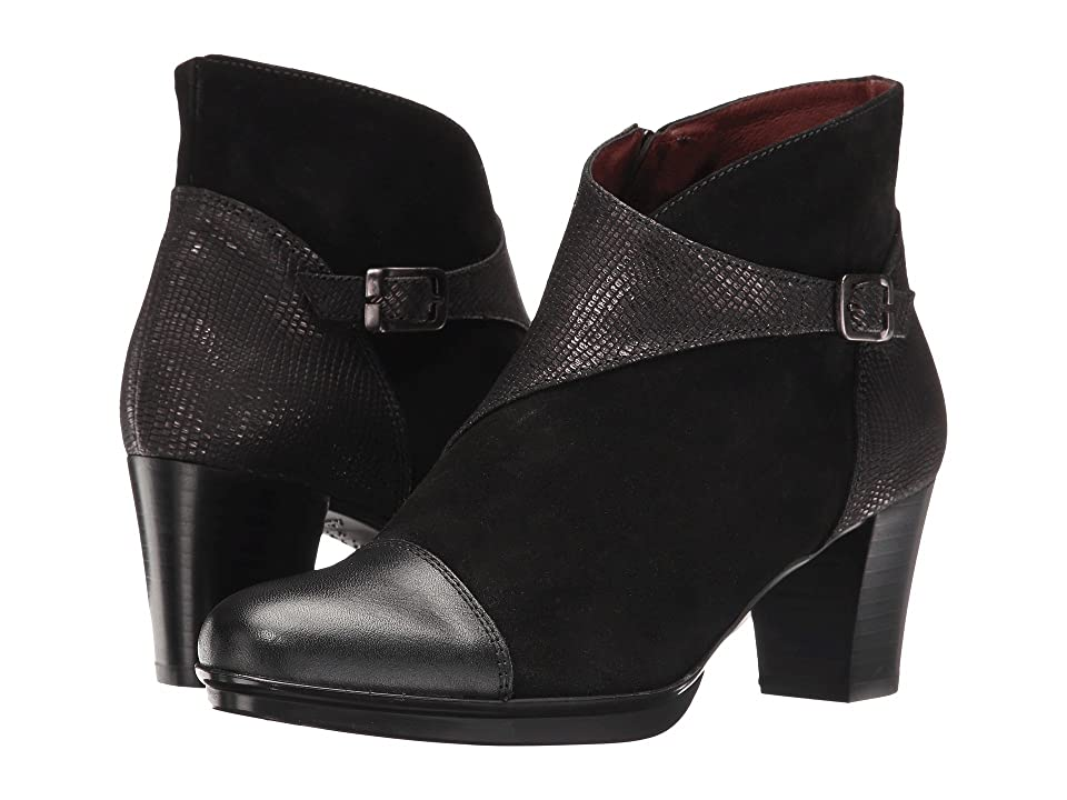 Hispanitas Blaire (Soho Black/Crosta Black/Tejus Black) Women