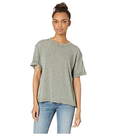 Free People Cassidy Tee (Army) Women