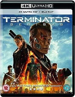 Terminator Genysis [4K Ultra HD and Blu-ray] [2017]