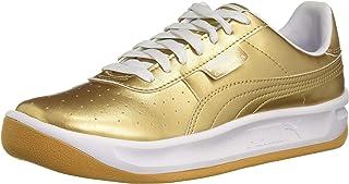 PUMA California Kids Sneaker Gold/White