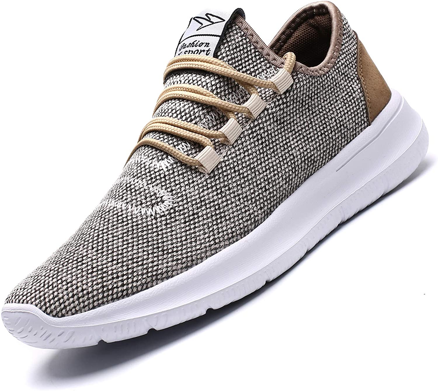 KEEZMZ Men's Running Shoes Outlet sale Gifts feature Fashion Breathable Soft Sneakers Mesh