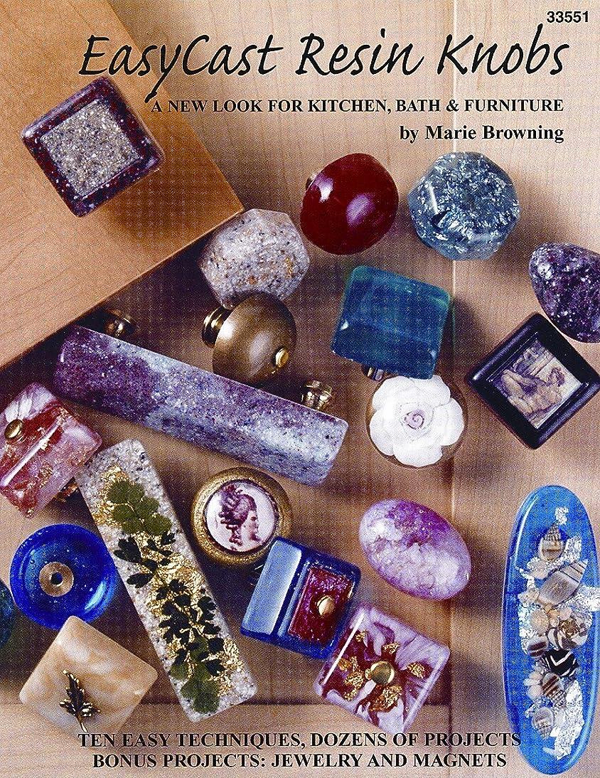 Environmental Technology Castin' Craft EASYCAST Resin Knobs Book