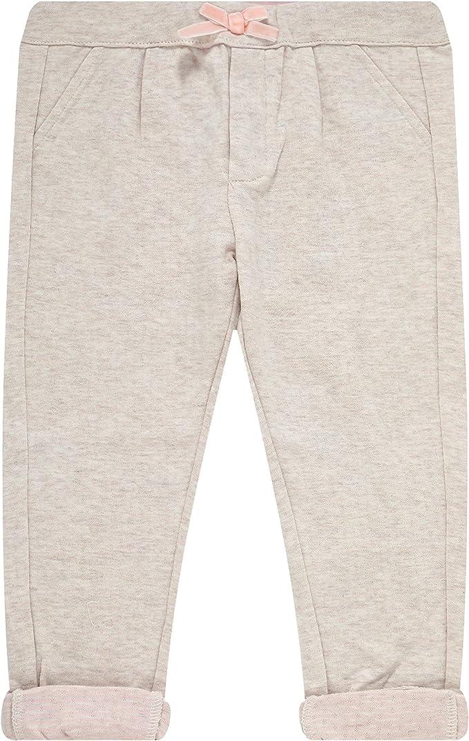 NC Girl Cotton Leggings Toddler Pull-On Leggings Soft Jacquard Pants for Girls 3-14 Years by EPOPLAR