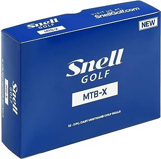 توپ های گلف Snell MTB-X