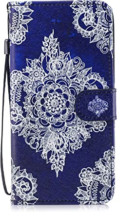 iPhone 7 Plus H�lle, Anlike Folio PU Leder Flip Brieftasche Schutzh�lle Wallet Case Tasche Cover Handytasche Schutzh�lle Handy Zubeh�r Lederh�lle Handyh�lle mit Bookstyle mit Standfunktion Kredit Kart
