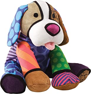 Britto by Internationally Acclaimed Artist Romero Britto for Enesco Mini Puppy Plush
