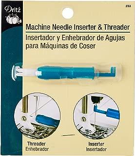 Dritz Machine Needle Inserter & Threader 3/Box, Multi
