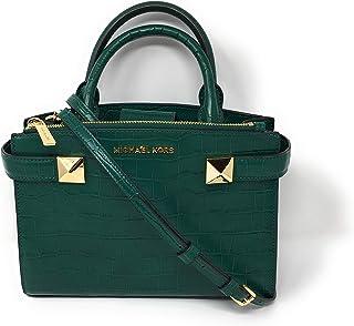 Amazon.com  Michael Kors - Satchels   Handbags   Wallets  Clothing ... 6f2e8c6086404