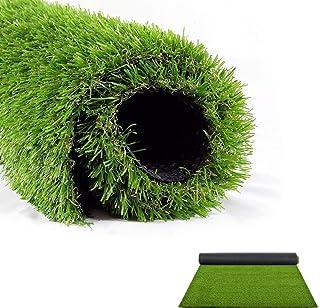 LITA Premium Artificial Grass 28 in x 40 in (7.7 Square FT) Realistic Fake Grass Deluxe..