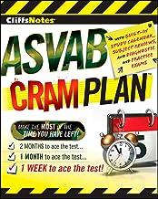 CliffsNotes ASVAB Cram Plan (Cliffsnotes Cram Plan)