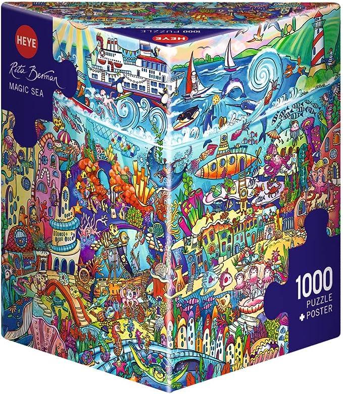 neuf dans sa boîte Northern Lights Heye 1000 Pièces Puzzle 29549 NEUF