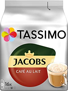 TASSIMO Classico - Café (Cápsula de café, 5 x 16 tazas)