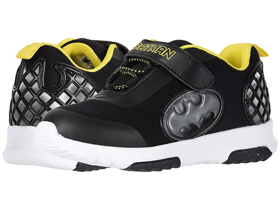 Favorite Characters BMF362 Batmantm Lighted Sneaker (Toddler/Little Kid) (Black) Boys Shoes