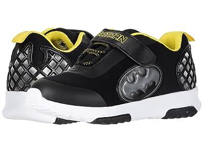 Favorite Characters BMF362 Batmantm Lighted Sneaker (Toddler/Little Kid) (Black) Boys Shoes