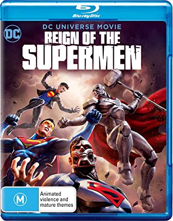 Reign of the Supermen (BD)