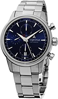Alpina Men's AL750N4E6B Alpiner Analog Display Swiss Automatic Silver Watch