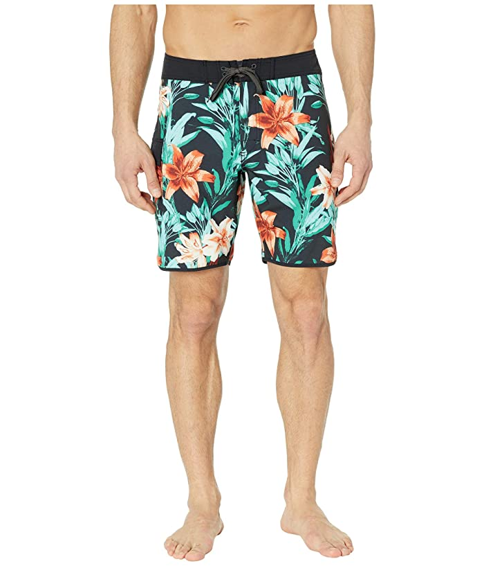 RVCA Eastern Trunk 18 (Pine Tree) Men