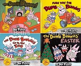 The Dumb Bunnies 4-Book Set (The Dumb Bunnies ~ The Dumb Bunnies Go To The Zoo ~ The Dumb Bunnies' Easter ~ Make Way For Dumb Bunnies) by Dav Pilkey (2007) Paperback