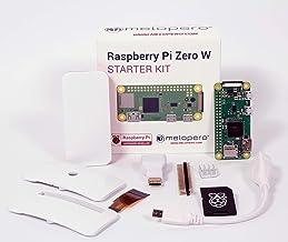 Melopero Raspberry Pi Zero W Complete Kit (Includes a 16GB MicroSD with Raspbian)
