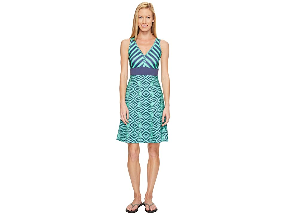 Marmot Becca Dress (Monsoon Scribe/Monsoon) Women
