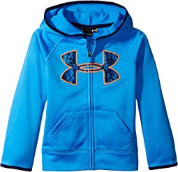 Under Armour Kids - Geo Cache Big Logo Hoodie (Toddler)