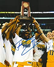 Tim Hardaway Jr Signed Picture - 8X10 TROPHY COA - Autographed College Photos