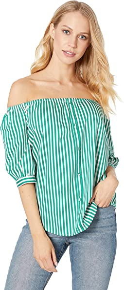c877440aefb9 Bb dakota elora cold shoulder blouse