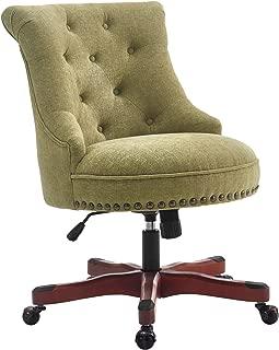Best linon sinclair office chair multiple colors Reviews