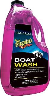 Meguiar's M4364 Marine/RV Boat Wash, 64 Fluid Ounces