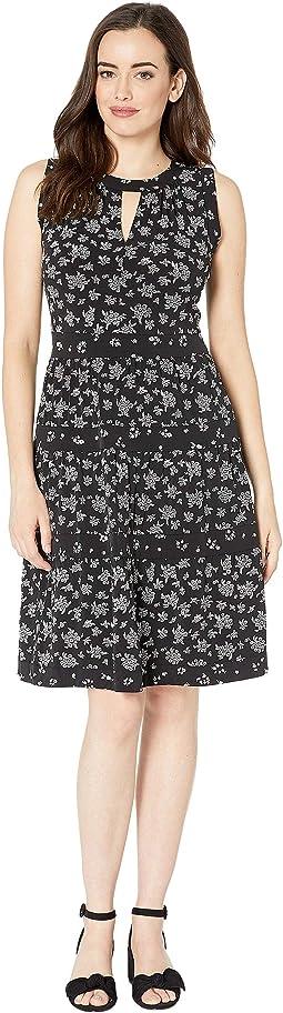 Wildflower Mix Tier Dress