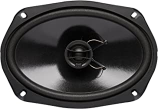 Powerbass S-6902T 6 X 9 Thin Mount Coaxial OEM Speakers, Set of 2 (S6902T)