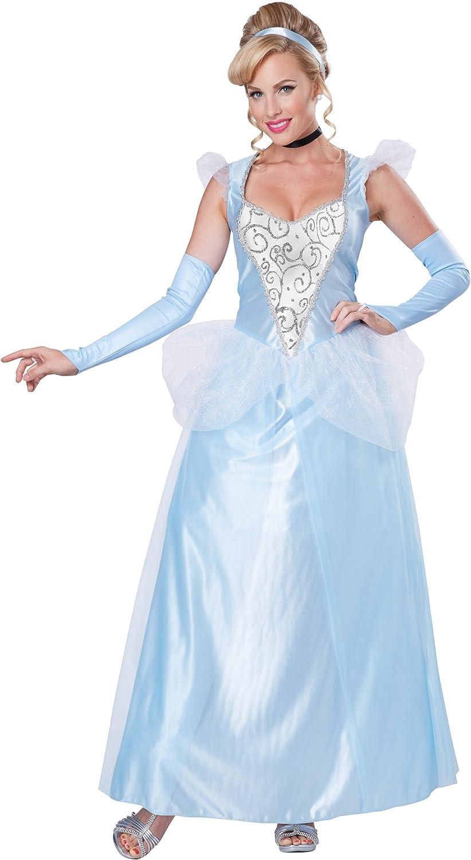 California Costumes Women's Finally popular brand Plus-Size Long Classic Dr Cinderella Popular