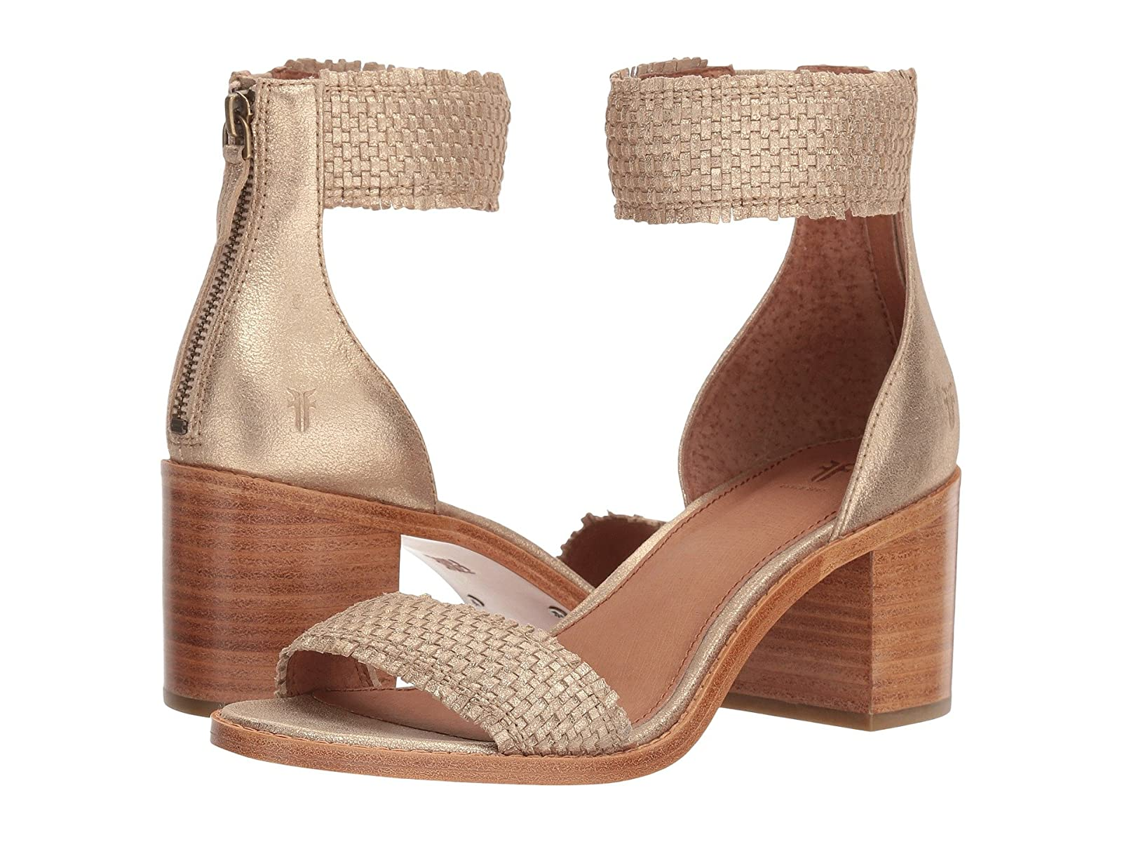 Frye Bianca Woven Back ZipAtmospheric grades have affordable shoes