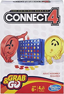 Hasbro Connect 4 Grab and Go Playset, B1000