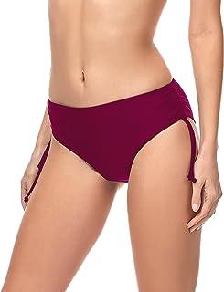 58b75f8e5df3 Amazon.es: Rojo - Braguitas, tangas y culotes / Bikinis: Ropa
