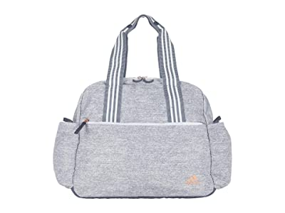 adidas Sport To Street Tote (Jersey Grey/Rose Gold) Bags