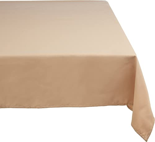 DII 100% Polyester, 100% Polyester Polyester, Beige, 60x84