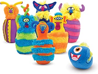 Melissa and Doug MD2210 Monster Bowling Play Set (8 Pieces)
