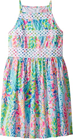 Lilly Pulitzer Kids - Elize Dress (Toddler/Little Kids/Big Kids)