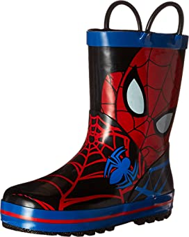 Spider-Man Rain Boot (Toddler/Little Kid)