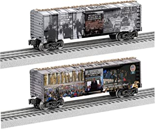 Lionel Battlefield Honor Collection, Electric O Gauge Model Train Cars, Berlin Wall