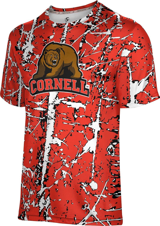 ProSphere Cornell Jacksonville Max 55% OFF Mall University Men's Performance T-Shirt Distress