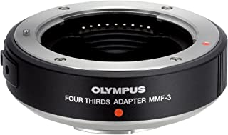 mmf 3 four thirds adapter