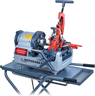 Rothenberger 63005 50R Portable Compact Threader Machine only