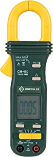 Best greenlee clamp on ammeter Reviews