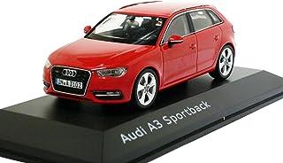 Schuco Audi A3 Sportback Misanorot 1:43