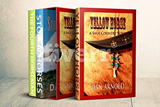Yellow Horse-Box Set: Three complete novels in the Sage Country series